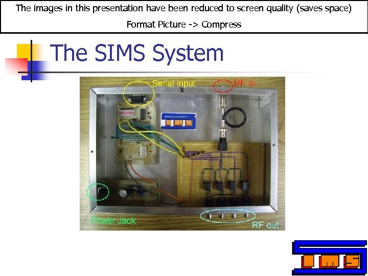 SIMS Smart Inventory Management System Group 37 Masaki
