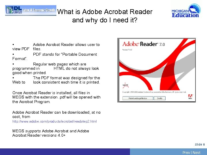 What is Adobe Acrobat Reader and why do I need it? • Adobe Acrobat