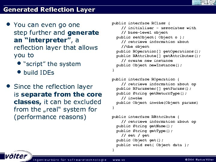 Generated Reflection Layer • • You can even go one step further and generate