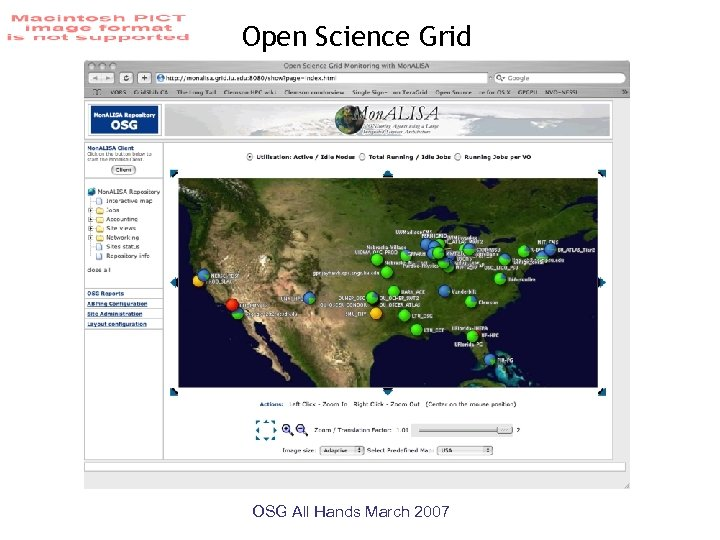 Open Science Grid OSG All Hands March 2007
