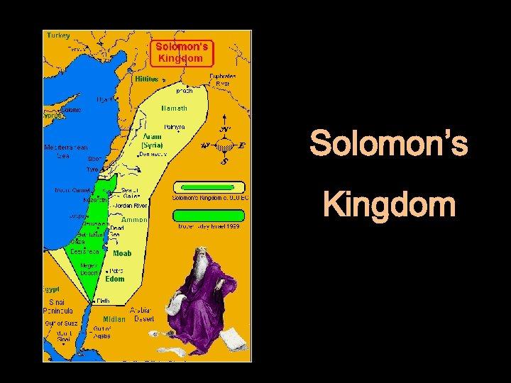 Solomon's Kingdom