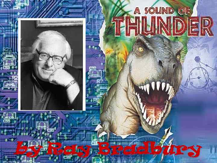 """a sound of thunder theme essay One of the themes in the """"a sound of thunder"""" is that one small bad action can lead up to a massive destruction  hey so you need an essay done."""