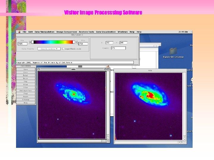 Visitor Image Processsing Software
