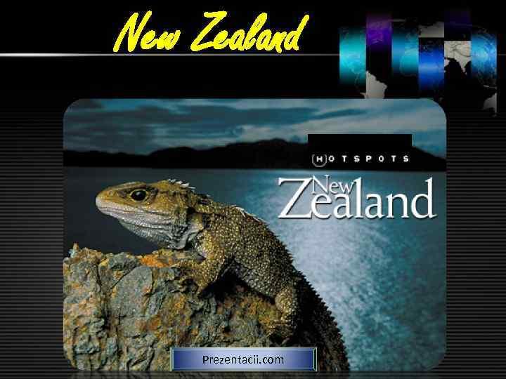 New Zealand Prezentacii. com