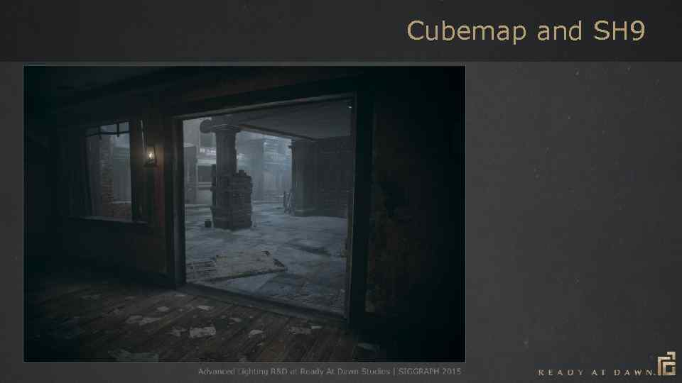 Cubemap and SH 9