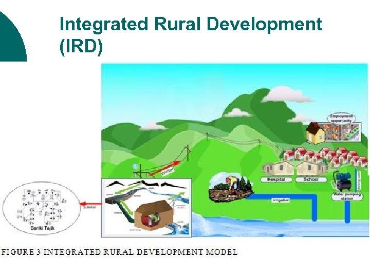 Integrated Rural Development (IRD)