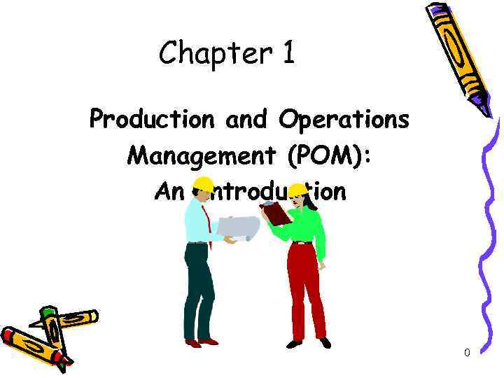 term paper on production operation management Production operations management is important for two reasons: (1) it is the operations function that is primarily concerned with the production of goods and the.