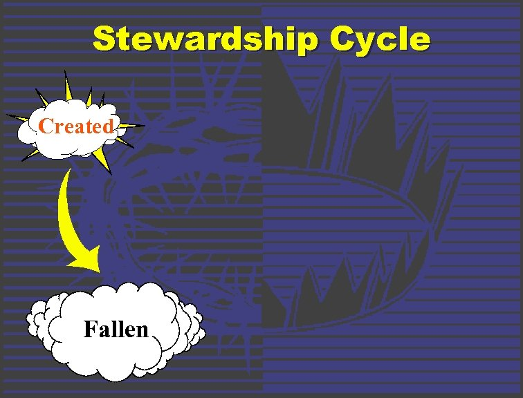 Stewardship Cycle Created Fallen