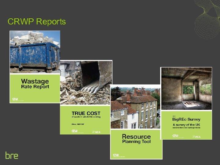 CRWP Reports