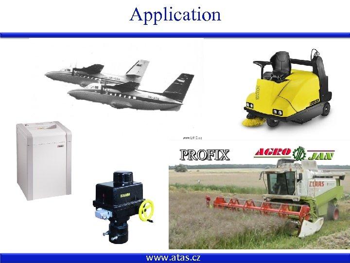 Application www. atas. cz