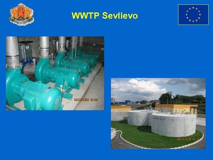 WWTP Sevlievo