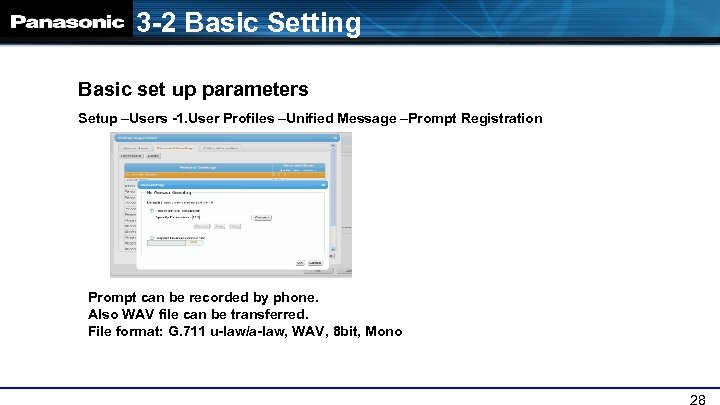 KX-NS 1000 Unified Messaging — General Rev 1