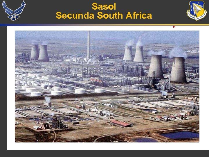 Sasol Secunda South Africa 13