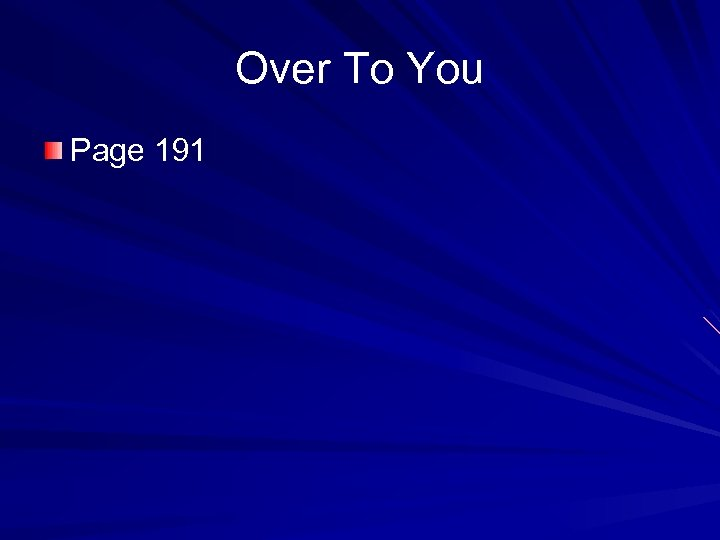 Over To You Page 191