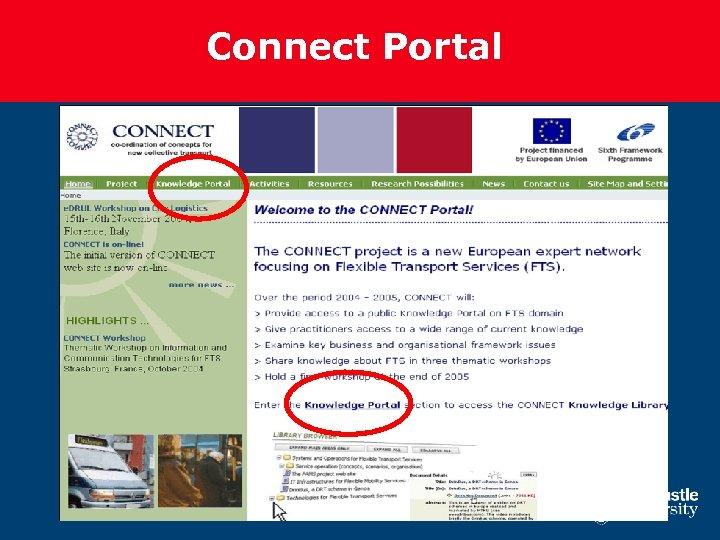 Connect Portal