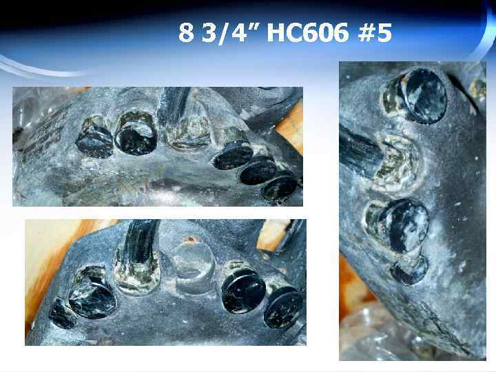 "8 3/4"" HC 606 #5"