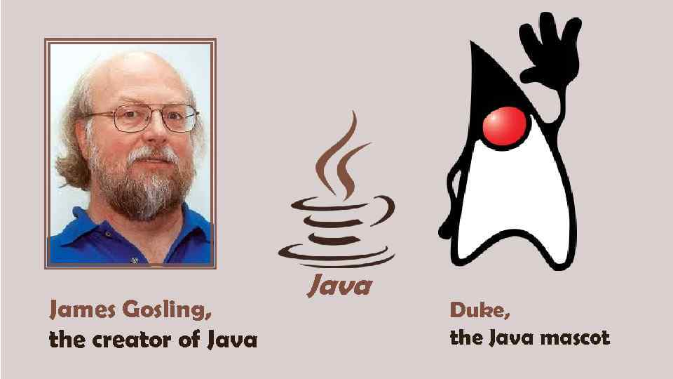 1 2 3 Appeared in 1995 Java