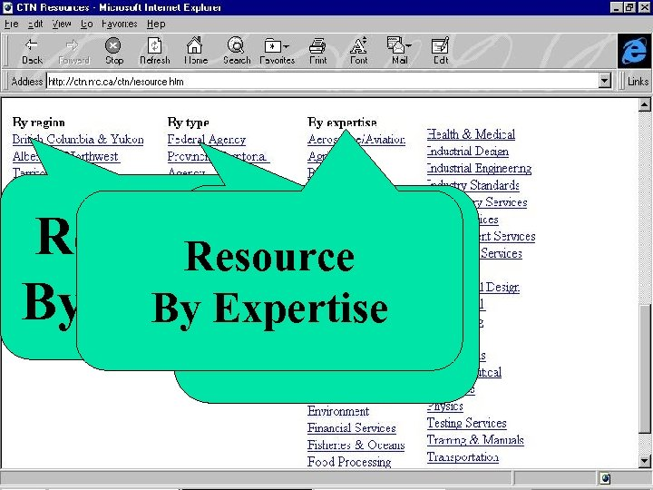 Resource By Region Type By Expertise By