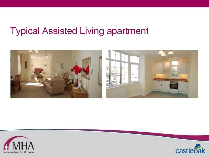 Typical Assisted Living apartment