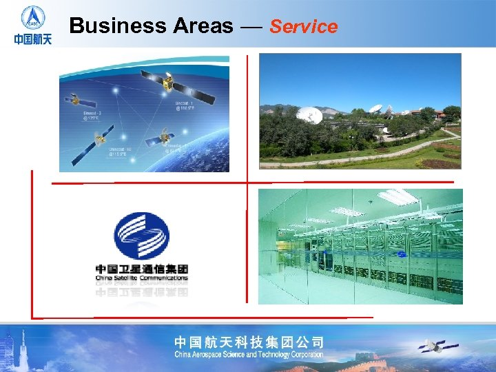 Business Areas — Service