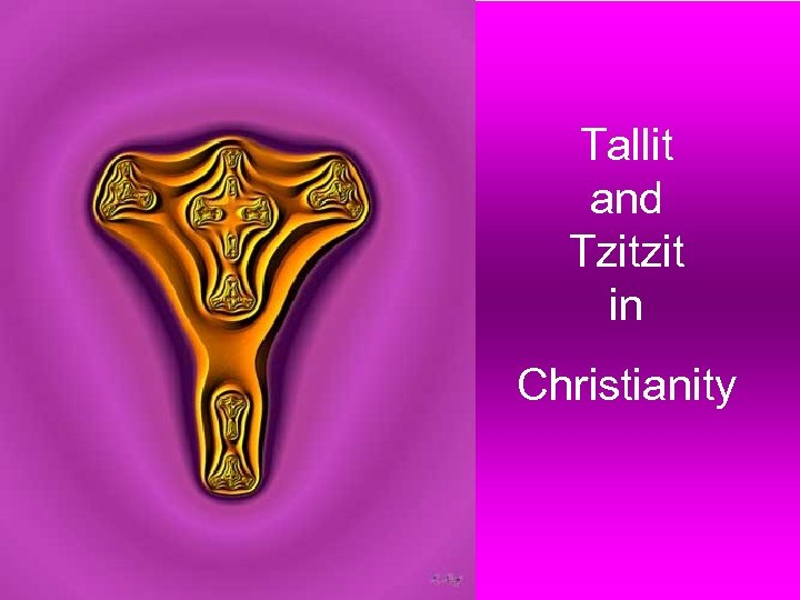 Tallit and Tzitzit in Christianity