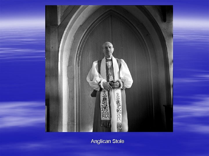Anglican Stole