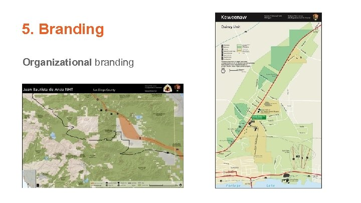 5. Branding Organizational branding