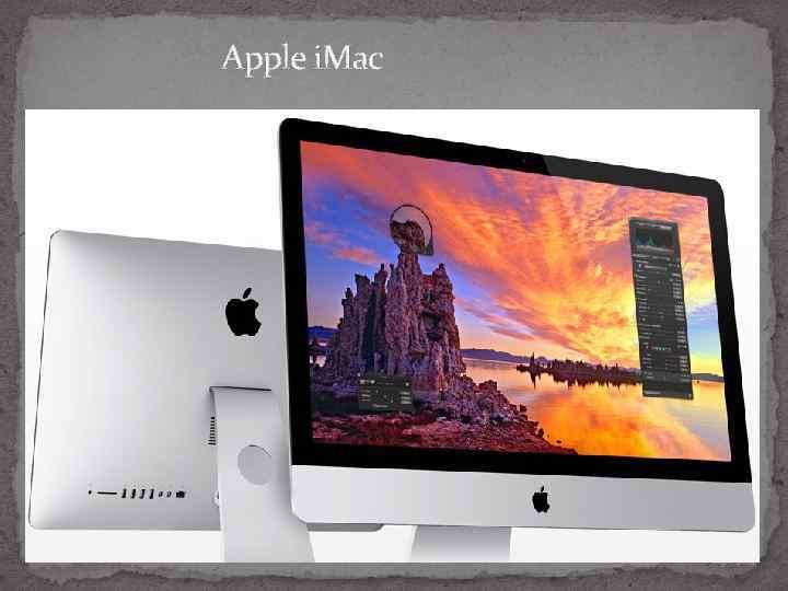 Apple i. Mac