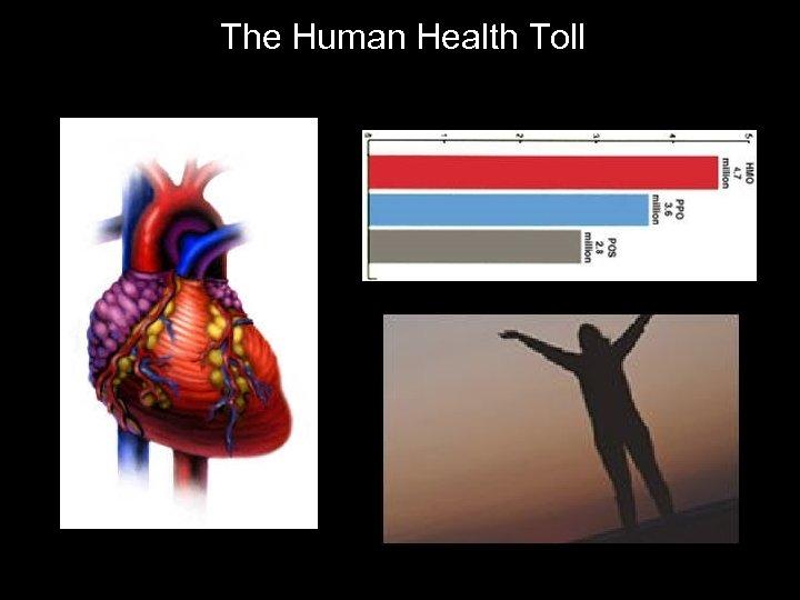 The Human Health Toll