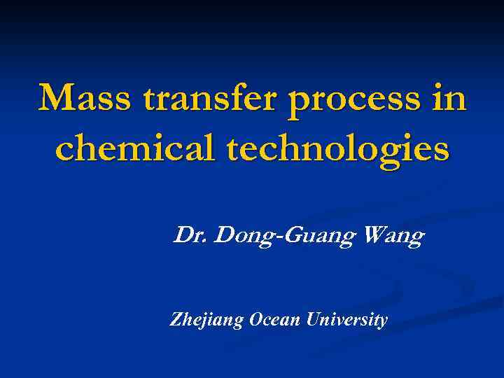 mass transfer Defining mass transfer coefficient please provide feedback on this tutorial by selecting like or dislike your feedback including any comments.