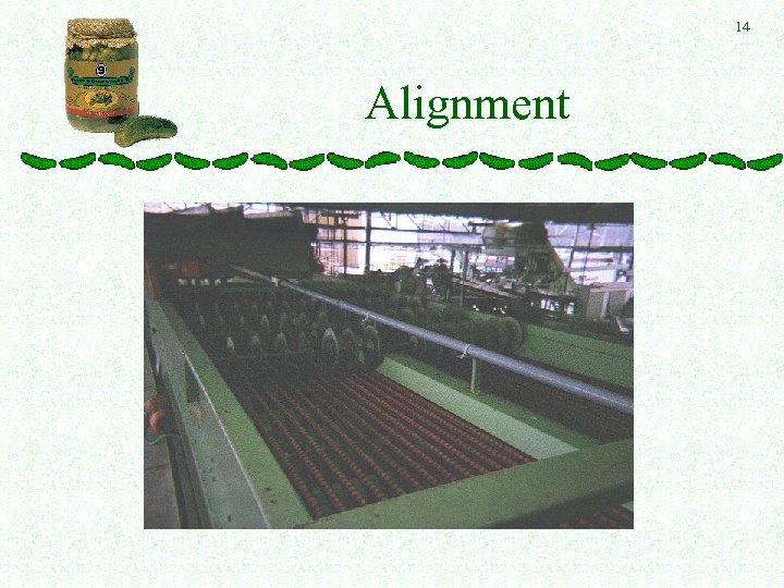 14 Alignment
