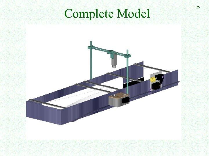 Complete Model 25