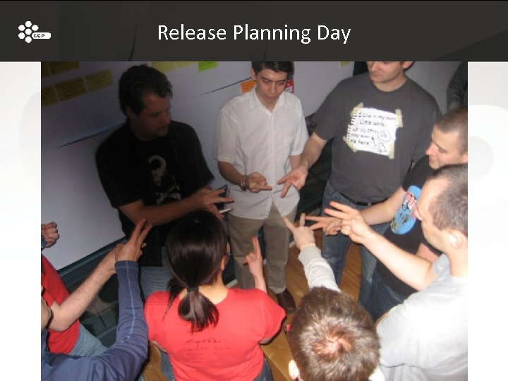 Release Planning Day