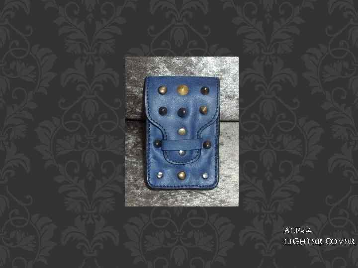 ALP-54 LIGHTER COVER
