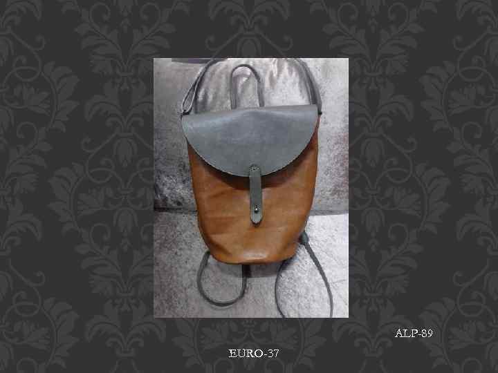 ALP-89 EURO-37