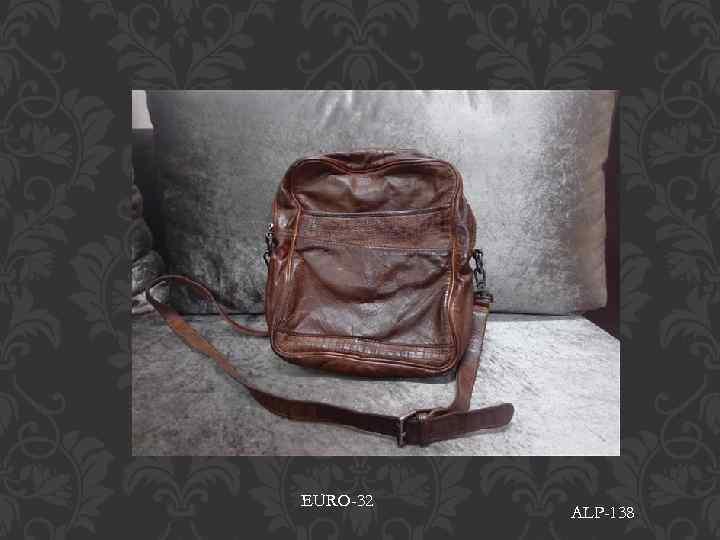 EURO-32 ALP-138