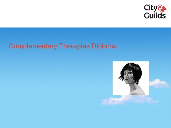 Complementary Therapies Diploma