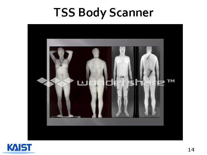 TSS Body Scanner 14