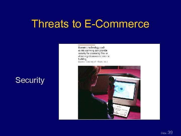 Threats to E-Commerce Security Slide 39