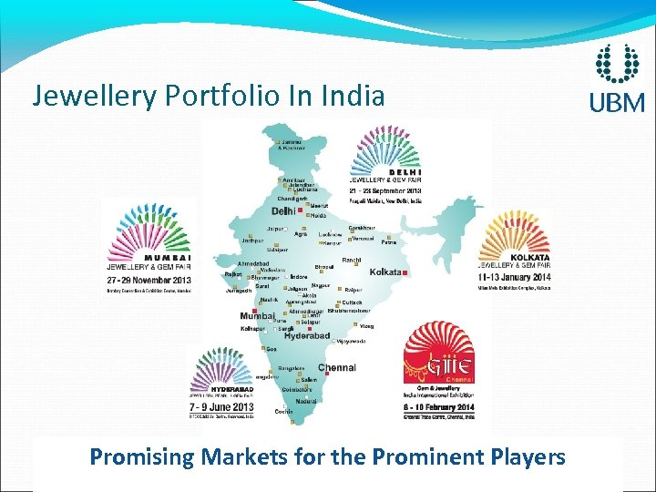 Jewellery Portfolio In India Promising Markets for the Prominent Players
