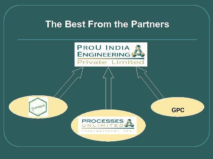 The Best From the Partners GPC