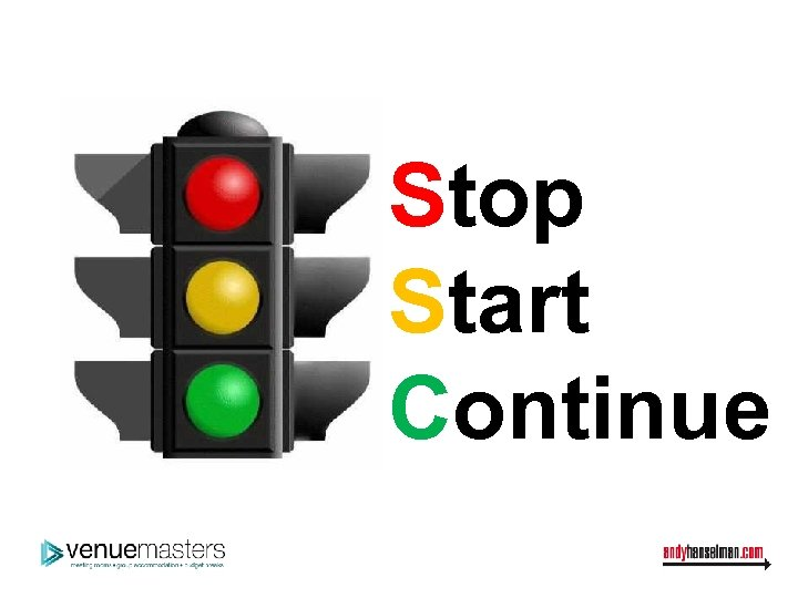 Stop Start Continue
