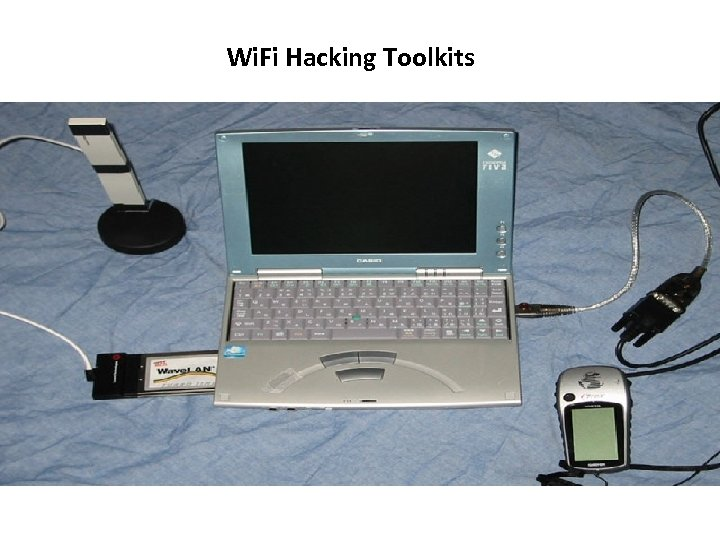 Wi. Fi Hacking Toolkits 19 Copyright © 2010 Cyber. Security Malaysia