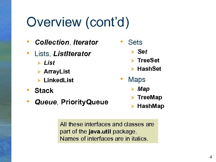 Java Methods Object-Oriented Programming and Data Structures 3