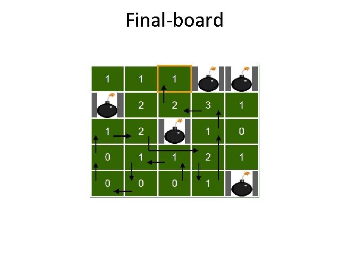 Final-board