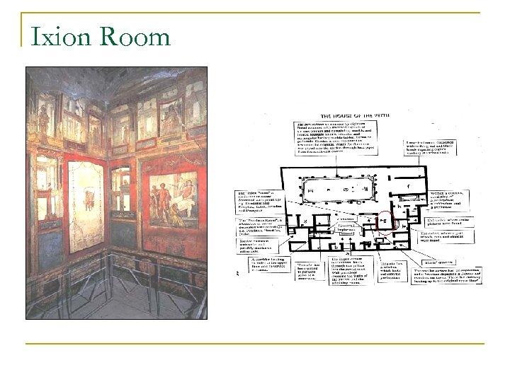 Ixion Room