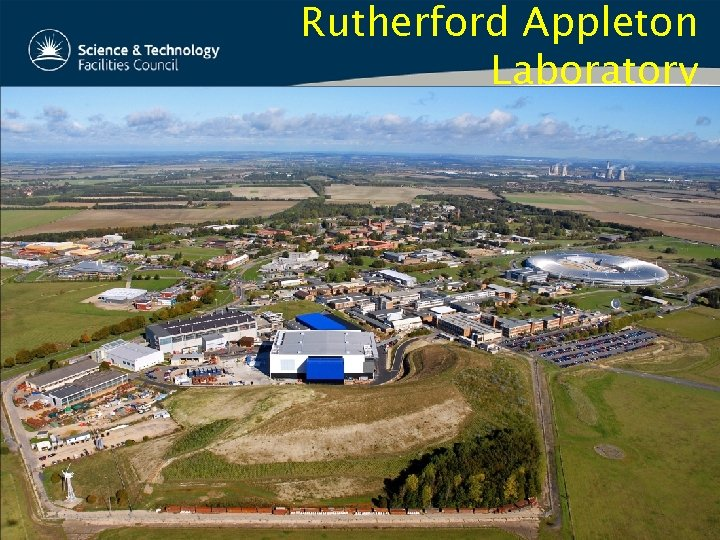Rutherford Appleton Laboratory ©STFC/Keith G Jeffery The Challenges in ICT: Debunking the Hype 20130127