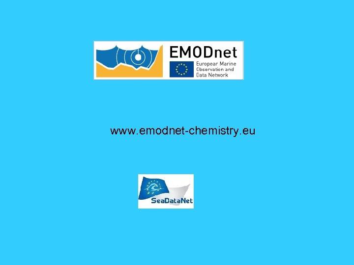 www. emodnet-chemistry. eu