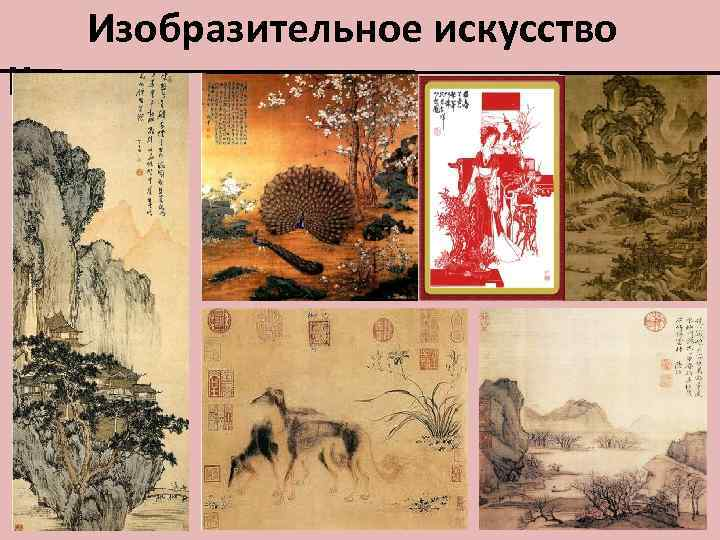 Изобразительное искусство Китая