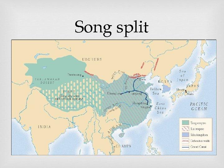 Song split
